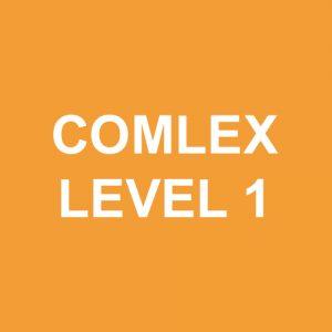 COMLEX Level 1 | COMLEX Level 2 |